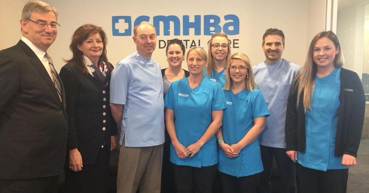 Gmhba Dental Care Geelong Launches